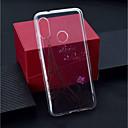 ieftine Bijuterii de Corp-Maska Pentru Xiaomi Xiaomi Redmi Note 6 / Xiaomi Pocophone F1 / Xiaomi Redmi 6 Pro Transparent / Model Capac Spate Turnul Eiffel Moale TPU