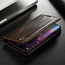 זול Cellphone & Device Holders-CaseMe מגן עבור Huawei P20 lite ארנק / מחזיק כרטיסים / עם מעמד כיסוי מלא אחיד קשיח עור PU ל Huawei P20 lite