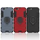 abordables Coques d'iPhone-Coque Pour Apple iPhone 6 / iPhone 6s Antichoc / Anneau de Maintien Coque Couleur Pleine / Armure Dur PC pour iPhone 6s / iPhone 6