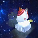 cheap Home Decoration-Night light Novelty LED Unicorn Lamp Cute Decorations NightLight Gifts Christmas Holiday Birthday Bedroom Decor