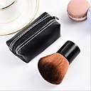 cheap Make Up-Professional Makeup Brushes 1pc Synthetic Synthetic Hair Plastic for Blush Brush
