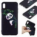 cheap iPhone Cases-Case For Apple iPhone XR / iPhone XS Max Pattern Back Cover Panda Soft TPU for iPhone XS / iPhone XR / iPhone XS Max