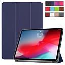 ieftine Carcase iPad-Maska Pentru Apple iPad Mini 5 / iPad nou de aer (2019) / iPad Pro 11'' Anti Șoc / Ultra subțire / Magnetic Carcasă Telefon Mată Greu PU piele