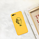 olcso iPhone tokok-Case Kompatibilitás Apple iPhone XR / iPhone XS Max Minta Fekete tok Rajzfilm Puha TPU mert iPhone XS / iPhone XR / iPhone XS Max