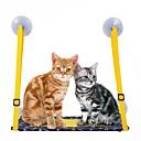 رخيصةأون مستلزمات واستمالة-قطط الأسرّة قماش حيوانات أليفة بطانيات لون سادة المحمول دافئ ناعم أزرق للحيوانات الأليفة