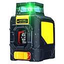 cheap Walkie Talkies-Mini 360xc2xb0 Green 5 Line Laser Level Self Leveling Vertical&Horizontal Level Measurement