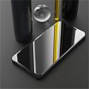 رخيصةأون ملصقات ديكور-غطاء من أجل Samsung Galaxy S9 / S9 Plus / S8 Plus تصفيح / مرآة / قلب غطاء كامل للجسم لون سادة قاسي جلد PU