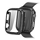 preiswerte Apple Watch Hüllen-Hülle Für Apple Apple Watch Series 4 / Apple Watch Series 4/3/2/1 / Apple Watch Series 3 Silikon Apple
