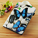 cheap iPad  Cases / Covers-Case For Apple iPad Pro 10.5 / iPad Pro 11'' Wallet / Card Holder / with Stand Full Body Cases Butterfly Hard PU Leather for iPad Air / iPad 4/3/2 / iPad (2018)