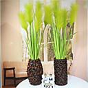 رخيصةأون أزهار اصطناعية-زهور اصطناعية 1 فرع كلاسيكي الحديث النمط الرعوي نباتات أزهار الطاولة