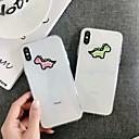 levne iPhone pouzdra-Carcasă Pro Apple iPhone XS Max / iPhone 6 Průsvitný Zadní kryt Zvíře / Komiks Měkké TPU pro iPhone XS / iPhone XR / iPhone XS Max