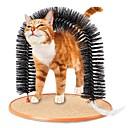 ieftine LED-uri-Scratching Board Animale Elastic Teak Plastic Pentru Pisici