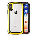 billige Mac-kabler-Cooho Etui Til Apple iPhone XR / iPhone XS Max Stødsikker / Transparent Bagcover Ensfarvet Blødt TPU / PC for iPhone XS / iPhone XR / iPhone XS Max