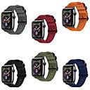 ราคาถูก สายนาฬิกาสำหรับ Apple Watch-สายนาฬิกา สำหรับ Apple Watch Series 4/3/2/1 Apple หัวกลัดแบบโมเดิล ไนลอน สายห้อยข้อมือ