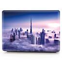 رخيصةأون كفرات/ أغطية أيبود-MacBook صندوق منظر بلاستيك / ABS إلى MacBook Air 13-inch