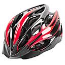 ieftine Părți Motociclete & ATV-STUDIO Adulți biciclete Casca 27 Găuri de Ventilaţie CE Rezistent la Impact Modelată integral Lumina Greutate EPS PC Sport Bicicletă montană Ciclism stradal Alpinism - Albastru / Negru Alb / egru