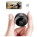 ieftine Camere IP-A9 ip camera de securitate camera mini camera wifi micro microfană cameră video înregistrare video în aer liber versiune de noapte hd wireless monitorizare la distanță telefon telefon android app