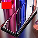 رخيصةأون Huawei أغطية / كفرات-غطاء من أجل Huawei P20 / هواوي P30 تصفيح / مرآة / قلب غطاء كامل للجسم لون سادة قاسي الكمبيوتر الشخصي / جل السيليكا إلى Huawei P20 / Huawei P20 Pro / Huawei P20 lite