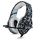 billige Headset og hovedtelefoner-LITBest Gaming Headset Ledning Gaming Stereo