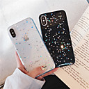 رخيصةأون أغطية أيفون-حافظة لابل اي فون xr / iphone xs max glitter shine / نمط الغطاء الخلفي glitter shine soft tpu for iphone x / xs / 6/6 plus / 6s / 6s plus / 7/7 plus / 8/8 plus