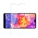 رخيصةأون واقيات شاشات Huawei-HuaweiScreen ProtectorHuawei P20 مقاومة الحك حامي شاشة أمامي 1 قطعة زجاج مقسي