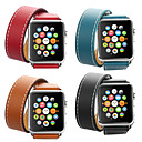 ieftine Imbracaminte & Accesorii Căței-Uita-Band pentru Apple Watch Series 4/3/2/1 Apple Curea din piele Piele Autentică Curea de Încheietură