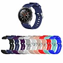 cheap Bike Lights-Watch Band for Samsung Galaxy Watch 46 / Samsung Galaxy Watch 42 Samsung Galaxy Sport Band Silicone Wrist Strap