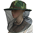 cheap Travel Comfort-Headwear Anti-Insect / Anti-Mosquito 32*32*40 cm Camping Camo / Camouflage