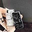 رخيصةأون أغطية أيفون-كفر حافظة لآبل iPhone xr / iphone xs max نمط غطاء خلفي رخام ناعم tpu لآيفون x / xs / 6/6 زائد / 6s / 6s بلس / 7/7 زائد / 8/8 زائد