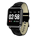 cheap Smart watches-Q13 Unisex Smartwatch Android iOS Bluetooth Waterproof Touch Screen Heart Rate Monitor Blood Pressure Measurement Sports Stopwatch Pedometer Call Reminder Activity Tracker Sleep Tracker