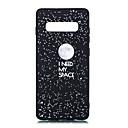 Недорогие Чехлы и кейсы для Galaxy S6-Кейс для Назначение SSamsung Galaxy S9 / S9 Plus / S8 Plus Матовое / С узором Кейс на заднюю панель Пейзаж Мягкий ТПУ