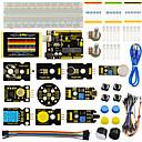 cheap DIY Kits-Keyestudio Sensor Kit- K3 For Arduino Starter Kit With Arduino UNO R3DHT11DS32313W LEDColor Senson/19 Projects