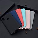 رخيصةأون Xiaomi أغطية / كفرات-غطاء من أجل Xiaomi Xiaomi Pocophone F1 / Xiaomi Mi Mix 2 / Xiaomi Mi Mix 3 مثلج غطاء خلفي لون سادة ناعم TPU