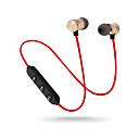 tanie wtyczka do ładowania-LITBest M5 Słuchawki z pałąkiem na kark Bezprzewodowy Sport i fitness Bluetooth 4.2 z mikrofonem