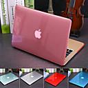 ieftine Tastaturi iPad-solid cristal translucid acoperire acoperire pentru macbook pro retina aer 11/12/13/15 inch (a1278-a1989) caz hard din plastic