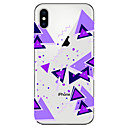 cheap iPhone Cases-Case For Apple iPhone XR / iPhone XS Max Pattern Back Cover Geometric Pattern Soft TPU for  iPhone 6  6 Plus  6s 6s plus 7 8 7 plus 8 plus X XS