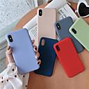 رخيصةأون أغطية أيفون-كفر ابل ايفون xr / iphone xs max غطاء بلوري خلفي صلب صلب ناعم لهواتف ايفون 6 6 بلس 6s 6s بلس 7 8 7 بلس 8 plus x xs