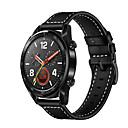 رخيصةأون أساور ساعات Huawei-حزام إلى Huawei Watch GT Huawei بكلة عصرية جلد طبيعي شريط المعصم