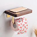 ieftine Gadget Baie-Suport Hârtie Toaletă Creative Fun & Whimsical Lemn 1 buc - Baie / Hotel baie Montaj Perete