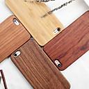 رخيصةأون حافظات / جرابات هواتف جالكسي S-غطاء من أجل Apple iPhone XS / iPhone XR / iPhone XS Max نموذج غطاء خلفي خشب قاسي خشبي / الكمبيوتر الشخصي
