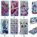 رخيصةأون Huawei أغطية / كفرات-غطاء من أجل Huawei هواوي P30 / Huawei P30 Pro / هواوي P30 لايت محفظة / حامل البطاقات / مع حامل غطاء كامل للجسم حيوان / كارتون / زهور قاسي جلد PU