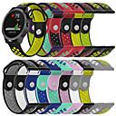 رخيصةأون Smartwatch كابلات وشواحن-حزام إلى vivomove / vivomove HR / Vivoactive 3 Garmin عصابة الرياضة سيليكون شريط المعصم