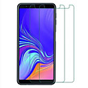 ieftine Protectoare Ecran de Samsung-Samsung GalaxyScreen ProtectorGalaxy A7(2018) High Definition (HD) Ecran Protecție Față 2 buc Sticlă securizată