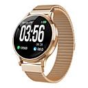 رخيصةأون الأساور الذكية-mk08 smart watch bt البدنية تعقب دعم إخطار رقيقة جدا جولة smartwatch ل سامسونج / سوني الروبوت الهواتف النقالة و iphone