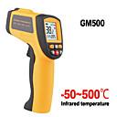 ieftine Alte Scule Electrice-GM500 Portabil / Profesional Termometre pe infrarosii Pentru Activități Sportive de Exterior, Temperatura și umiditatea măsurate, Stingere Automată