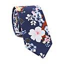 رخيصةأون ربطات عنق-ربطة العنق ورد / طباعة رجالي حفلة / رياضي Active