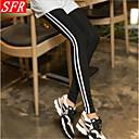 billiga LED-lampor med G-sockel-Dam sporter Enfärgad Elastan Shorts Underdelar Yoga Pilates Motion & Fitness Sportkläder Andningsfunktion Snabb tork Mjuk Elastisk