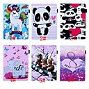 economico Custodie e cover per Kindle-custodia per amazon kindle paperwhite 4 / kindle paperwhite 2 (2nd generation 2013 release) auto sleep / wake up / magnetico / flip custodia per il corpo pieno animale / cartoon / panda in pelle dura