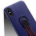 levne Pánské-Carcasă Pro Samsung Galaxy Galaxie A10 (2019) / Samsung Galaxy A70 (2019) se stojánkem / Držák na prsteny Zadní kryt Jednobarevné Pevné PC pro A6 (2018) / Galaxy A7(2018) / A8 2018