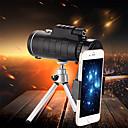 ieftine Ceasuri Bărbați-40x60 telescop monocular hd mini monocular pentru camping de vânătoare în aer liber